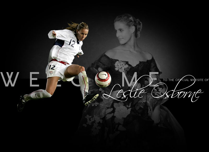 Welcome to the Official Website of Leslie Osborne